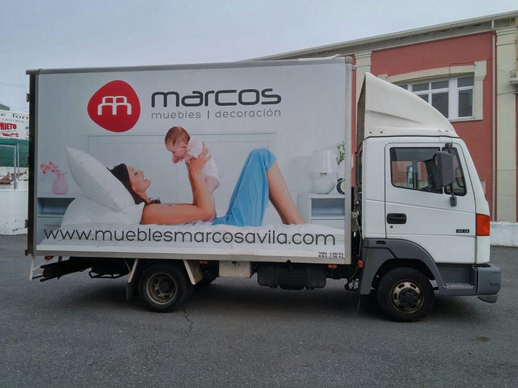 Rotulación de coches en Ávila